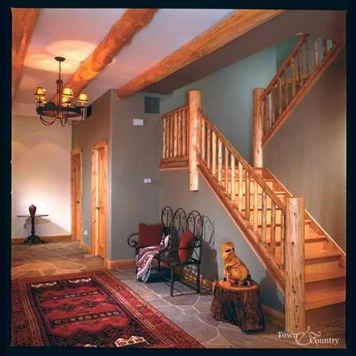 An Update On My Log Cabin Renovation: Remodel Stairs To Make Them Safer...