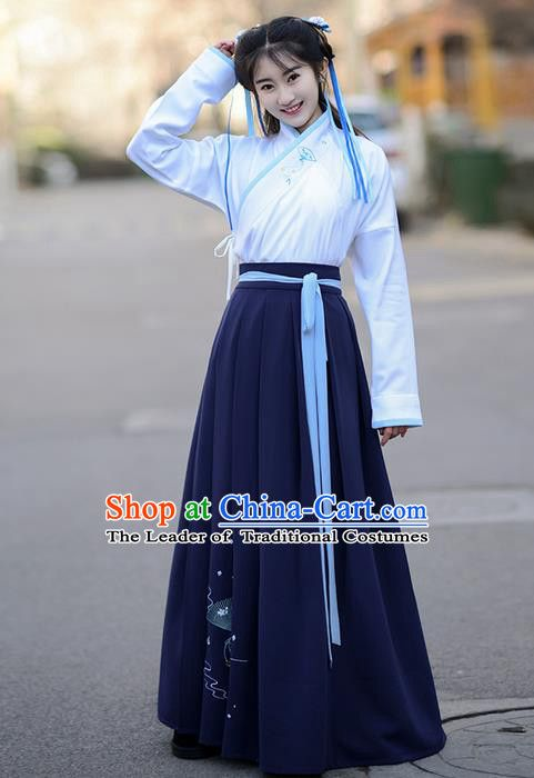 Dashing 2018 Summer Chinese Ancient Hanfu Dresses Women Fairy Princess Folk Dance Costume Lady National Tang Suit Stage Cosply Clothing Chinese Folk Dance Novelty & Special Use