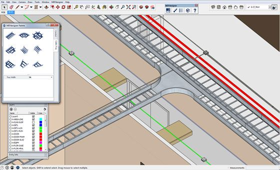 Trimble Mepdesigner For Sketchup 1 0 The Newest Sketchup
