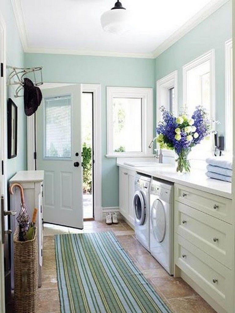 Laundry Room Mudroom Wallpaper   Novocom.top