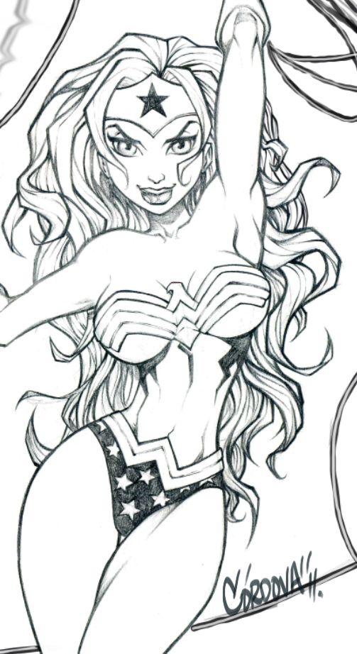 Wonder Woman Festo Print WIP By Renecordova On DeviantART Auction Your Comics Icbazaarcouk