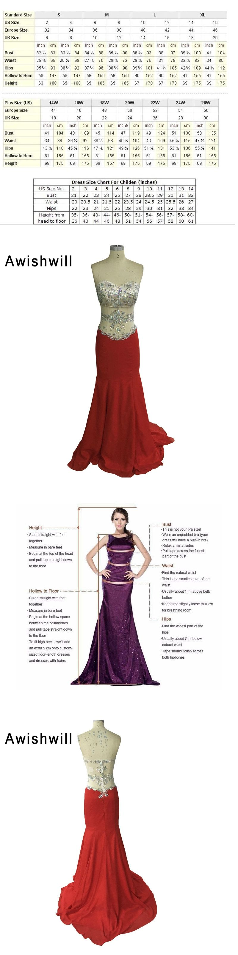 Real photo see through sexy long party dress red color chiffon
