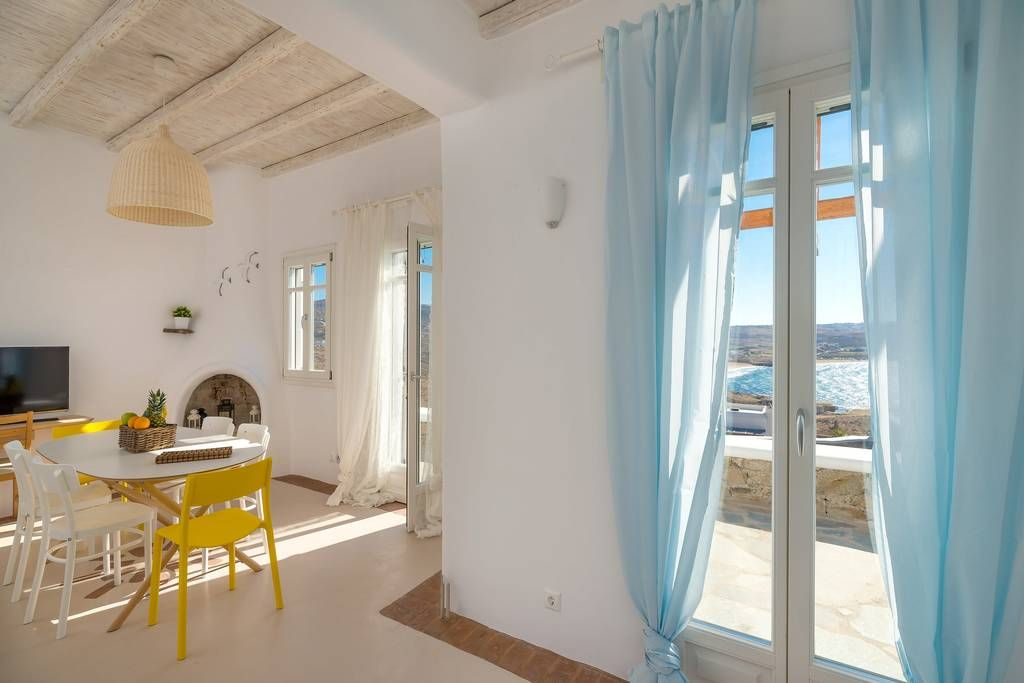 Check out this awesome listing on Airbnb: 4z Mykonos Ftelia Villas (T1) - Villas for Rent in Mikonos