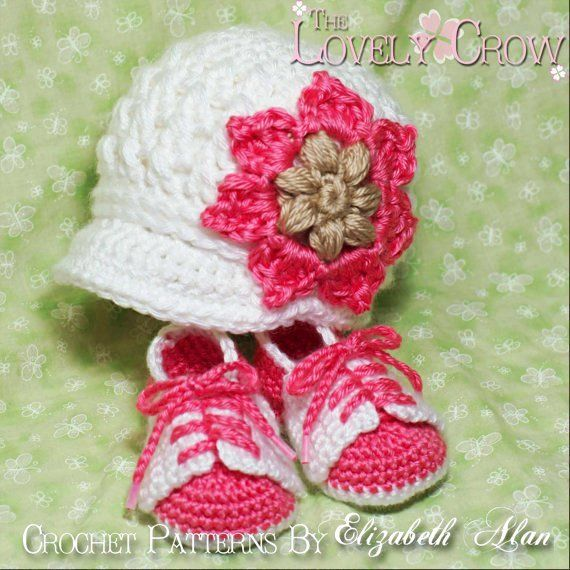 Baby Sports Crochet Pattern Includes Little Sport Newsboy Hat And
