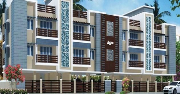 Agni Pleasant A Luxury Apartment Project Perungudi Chennai By Estates And Foundations Pvt Ltd Your At Prices Starting From