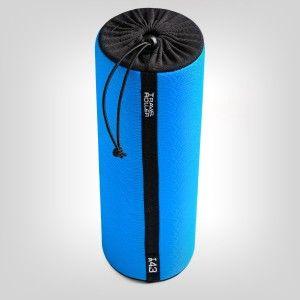 Roll before you run #run #travelroller #foamroller #recovery #runningroom Travel Roller -TR43 in store at Running Room.