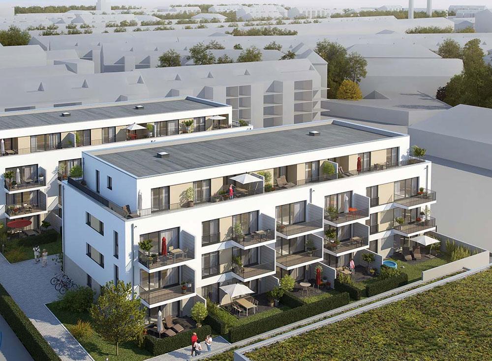 neubau immobilien tipp k ln bonner wall 118 k ln neubau von 36 eigentumswohnungen jetzt expos. Black Bedroom Furniture Sets. Home Design Ideas