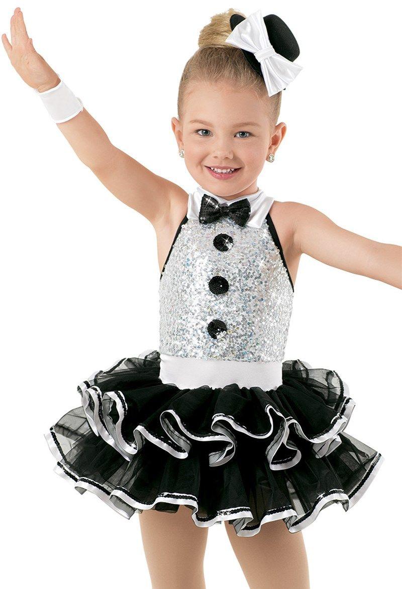 Broadway baby vestuarios para bailable disfraces - Disfraces navidenos para ninas ...