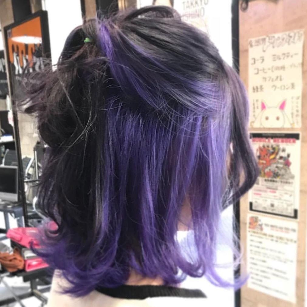 はぁ派手髪したい欲この頃にもどりたい カラー ヘアカラー Color 派手