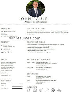 Best Procurement Engineer Resume Examples And Template Skills Teacher Resume Examples Resume Examples Resume Skills