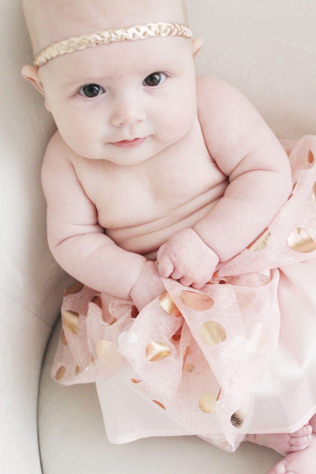 Darling baby rolls via Aubrey Kinch | The Blog