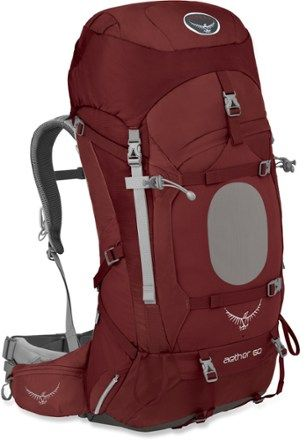 60 Red Pack L Aether Arroyo Osprey YAq5z5
