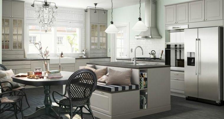 1000 images about cuisine on pinterest cuisine ikea plan de travail and atelier - Ikea Cuisine