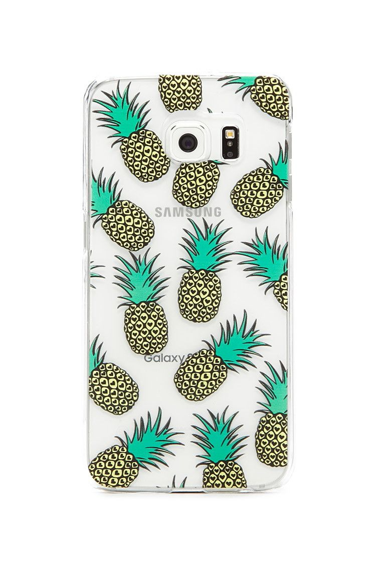 low priced a45cd bc1eb Pineapple Case for Samsung S6: $6.90 | Wish List | Phone cases ...