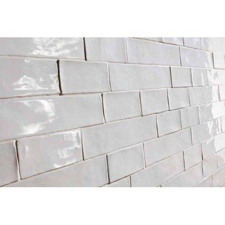 carrelage retro carrelage mural blanc