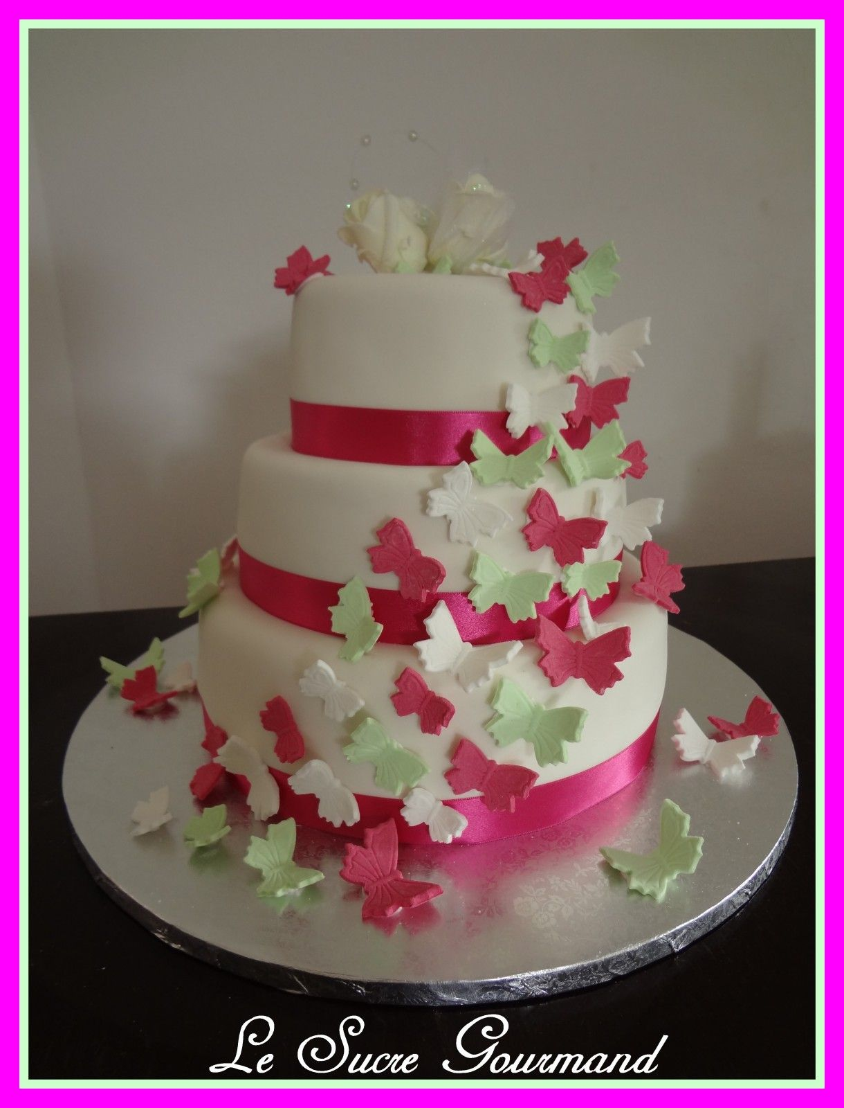 Decoration gateau bapteme fille - Decoration gateau bapteme fille ...