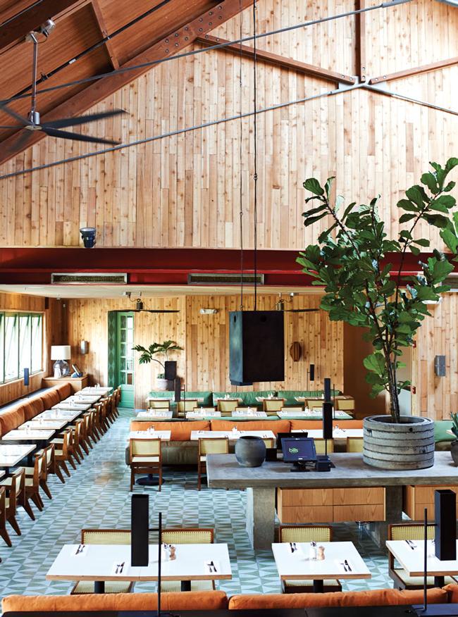 Places Spaces Restaurant Design Design Commercial Interiors