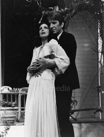 Alan Rickman…lucky woman.
