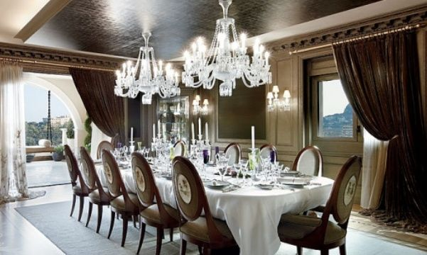 5 Most Expensive Dining Tables Luxury Dining Room Luxury Dining
