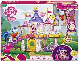 My Little Pony Friendship Is Magic Pony Wedding Pony Princess Wedding Castle Figure Playset Hasbro My Little Pony My Little Pony Dolls My Little Pony