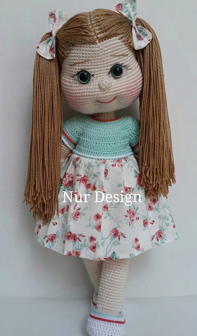Pin de Leyla abay en oyuncak | Pinterest | Muñecas, Patrones ...