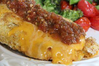 Long Horn Chicken Parmesan Recipe