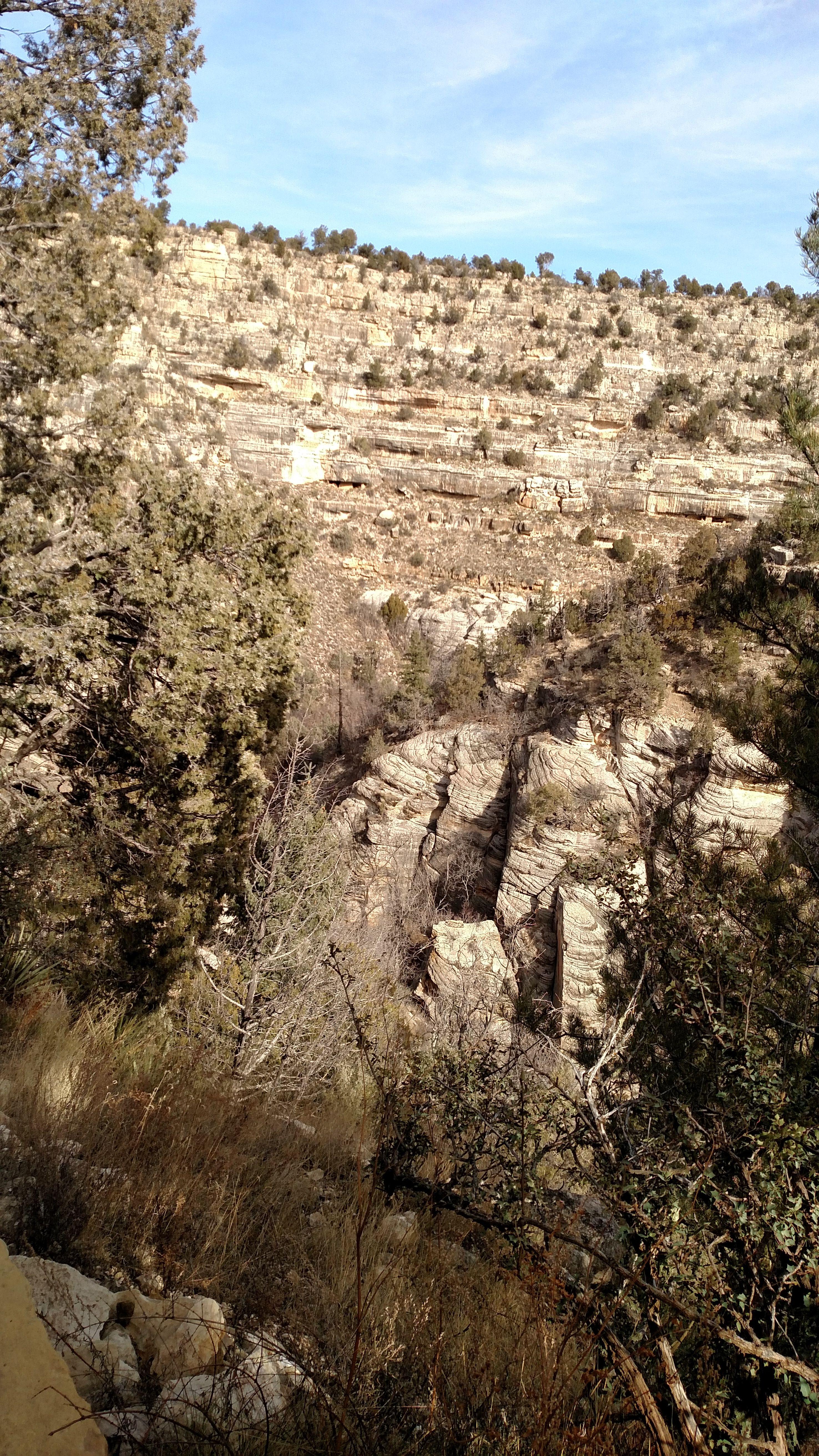 Walnut Canyon National Monument In Arizona Arizona Nature