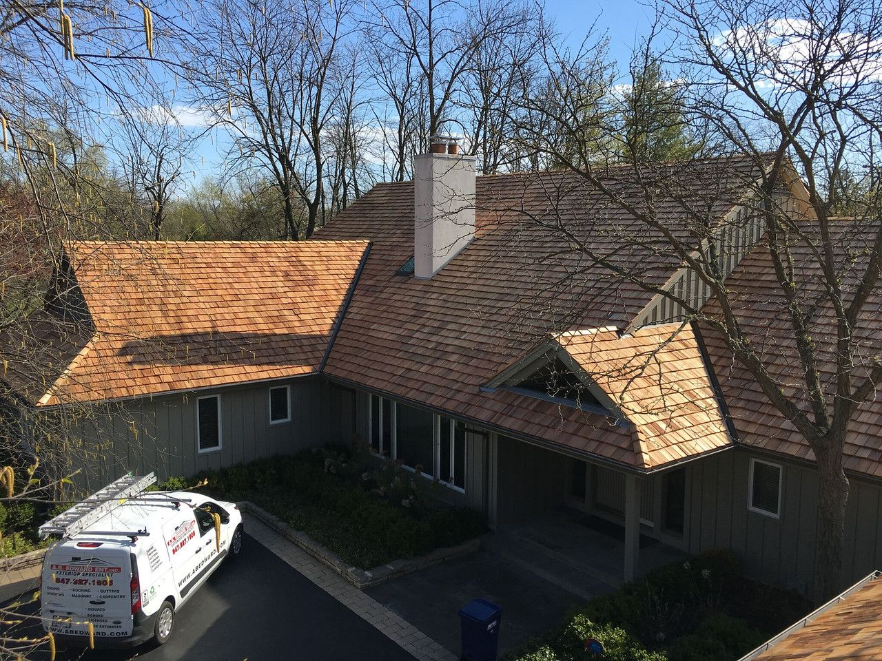 Best Cedar Roofing Is A Natural Energy Efficient And Durable Roofing Material A B Edward 400 x 300