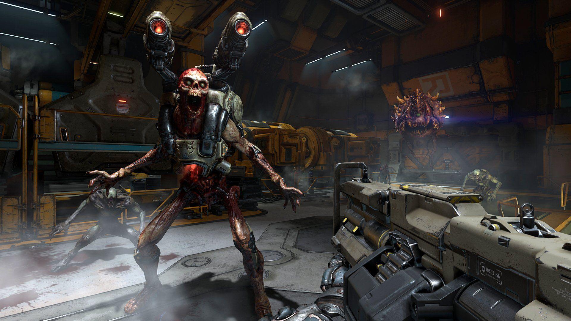 Doom Playstation 4 Doom Playstation Doom Xbox One Doom