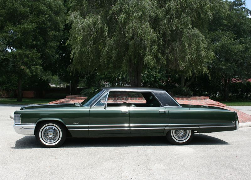 1968 Chrysler Imperial Crown Hardtop | MJC Classic Cars | Pristine Classic Cars …