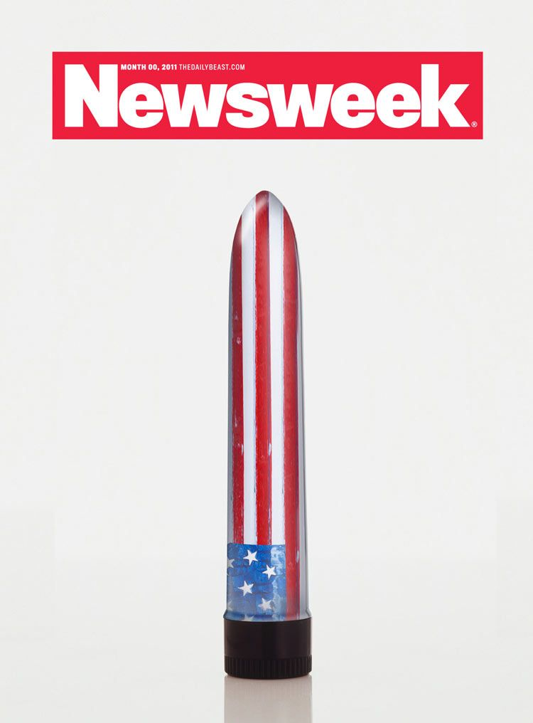 """Newsweek cover, """"the politics of sex"""" (proposal)"""