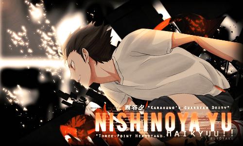 Nishinoya Yu (Haikyuu!!) by MrReltOtaku.deviantart.com on @DeviantArt