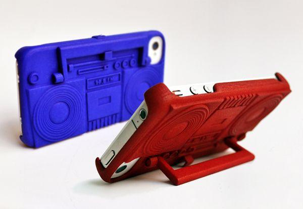 Boombox iphone cases