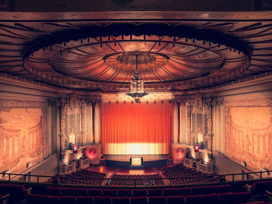 Castro Theatre San Francisco California Castro Theater Classic Movie Theaters Movie Theater