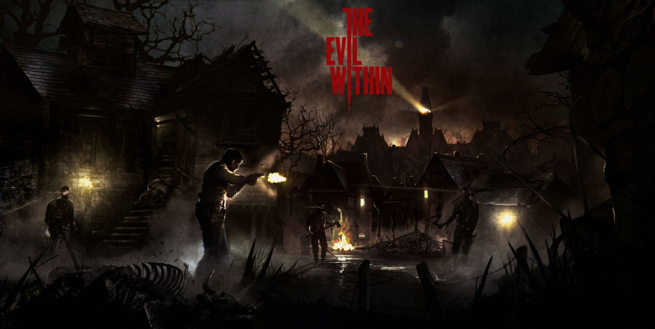 X TV The Evil Within Wallpapers HD Desktop
