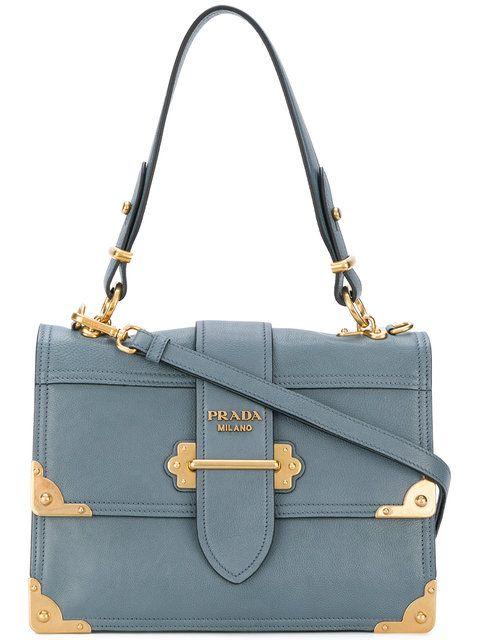 9608d3399341 PRADA cahier shoulder bag.  prada  bags  shoulder bags  leather ...