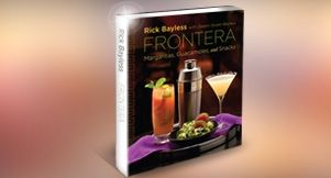 """New book by Chef Rick Bayless, """"Frontera""""!"""