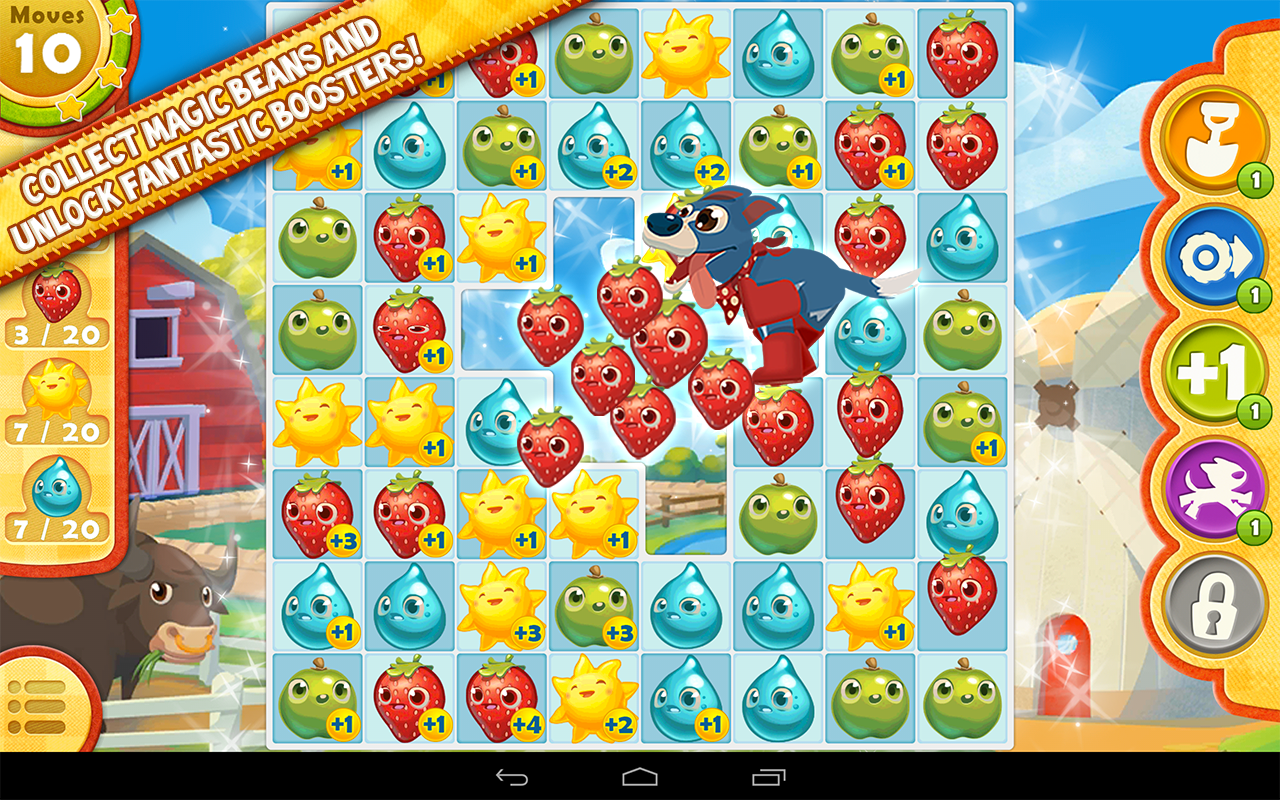 Amazoncom apps games - Amazon Com Farm Heroes Saga Appstore For Android