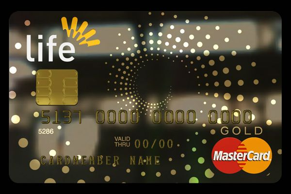 Credit Card Design With Gold And Black Printing On Holographic Foil Indesign Templates