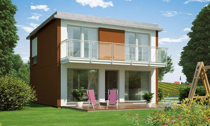 Garden 81 Cube Haus, Style at home, Fertighäuser
