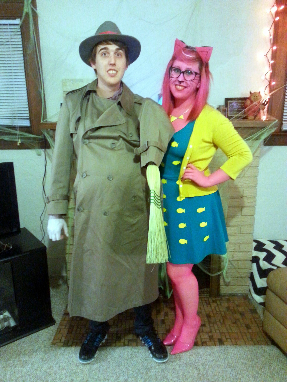 11feb71afdd My SO and I as Princess Carolyn and Vincent Adultman - Imgur Bojack  Horseman Costume