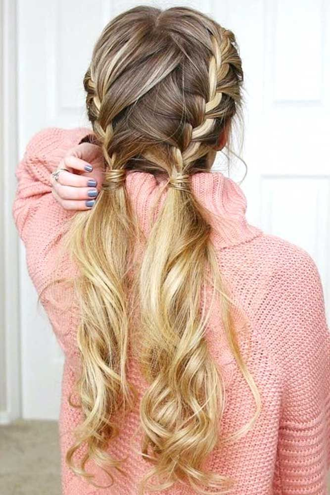 50 Types Of French Braid To Experiment With Lovehairstyles Braided Hairstyles French Braid Hairstyles Womens Hairstyles