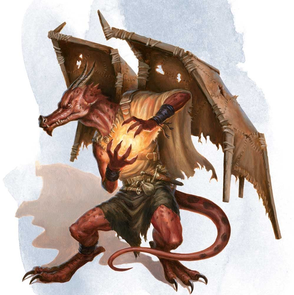 Kobold sorcerer | dnd in 2019 | Dungeons, dragons, Myths