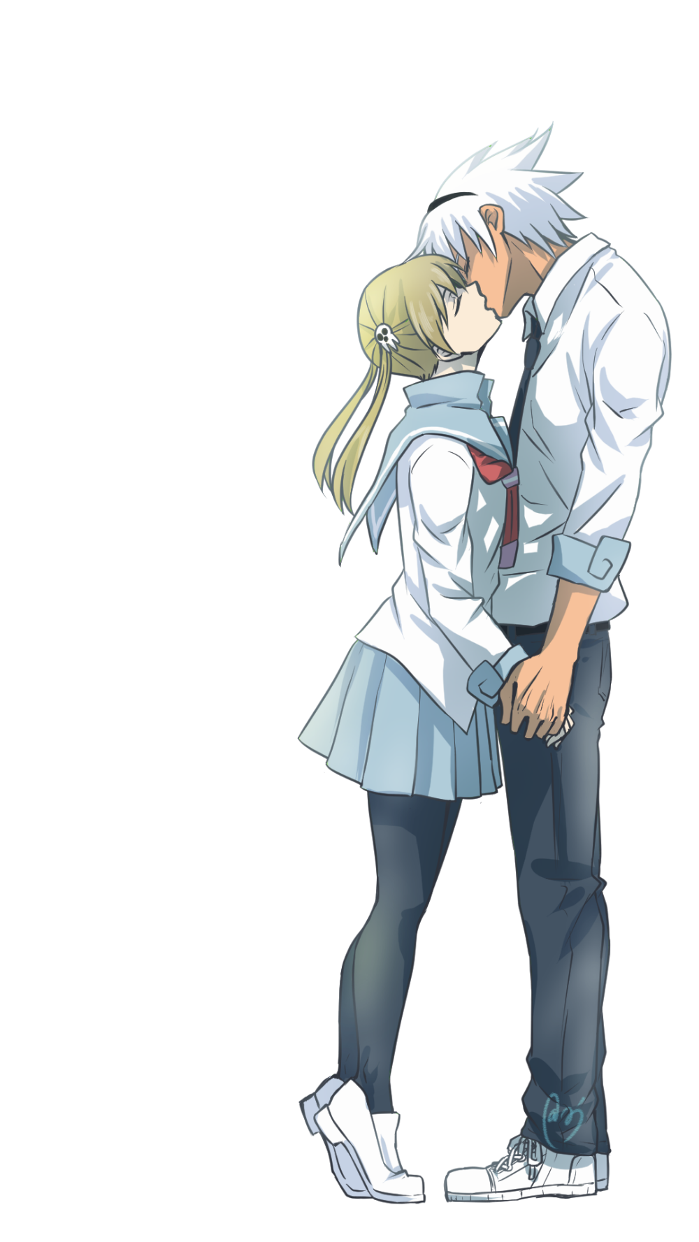 have a transparent SoMa did I ever mention I love height difference? yeah