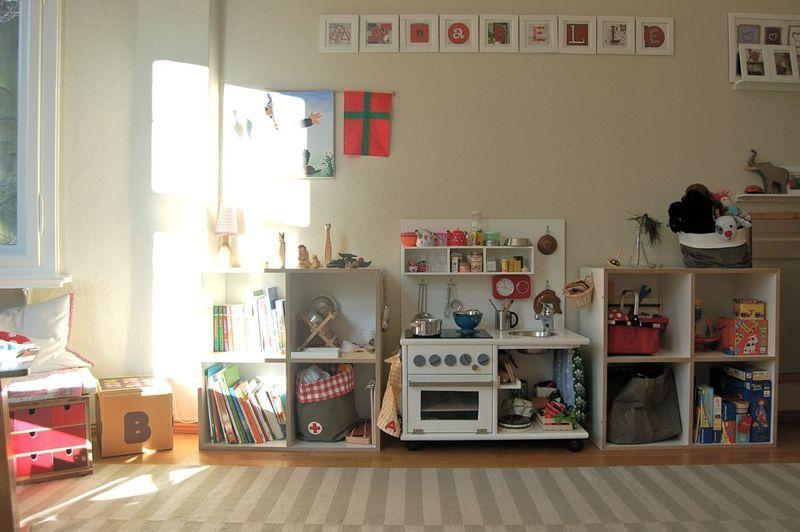 Kinderzimmer hoch zwei das neue Hochbett Kinderzimmer