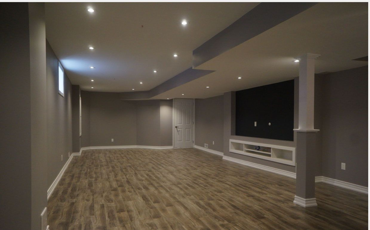 Basement Color Scheme Basement Colors Basement Design Basement Remodeling
