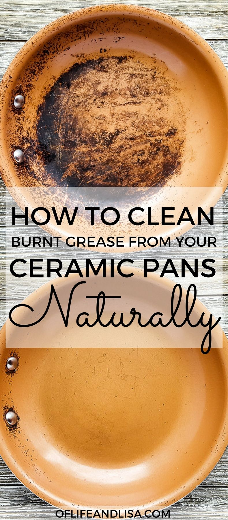 How to Clean Your Burnt Ceramic Pans Naturally How to