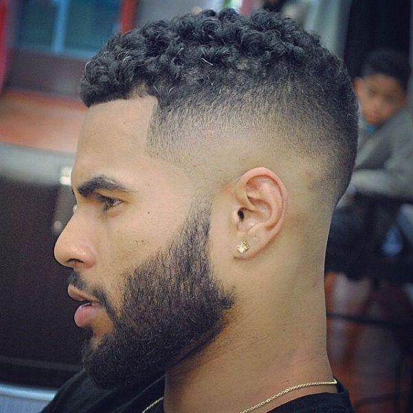 frisuren für schwarze männer | haarschnitt, haarschnitt
