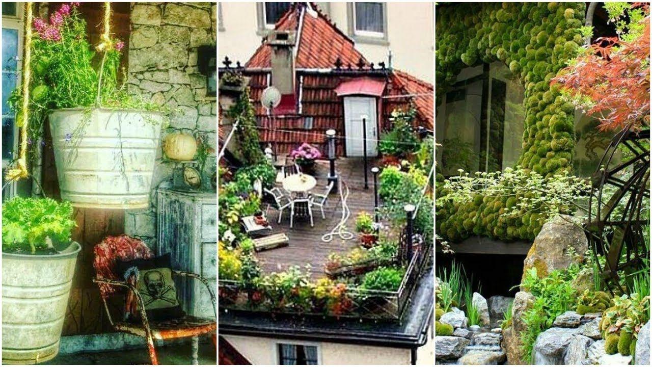 Best Modern Home Garden Creative Decoration Ideas Home
