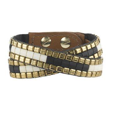 My design inspiration: Naomi Double Wrap Bracelet on Fab.